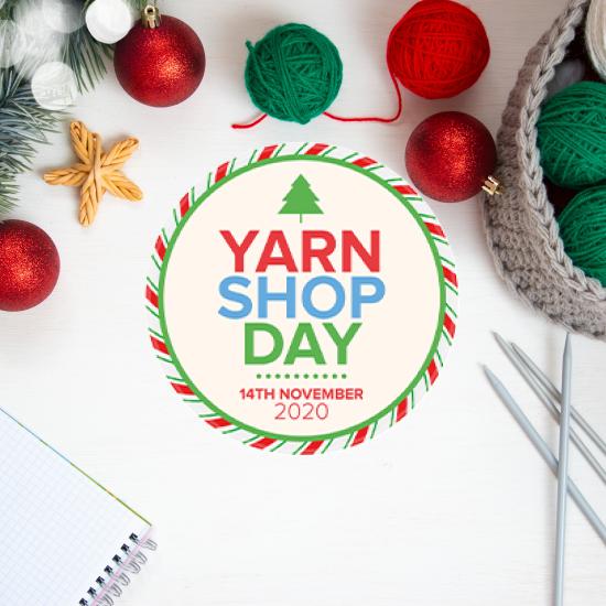 Yarn Shop Day